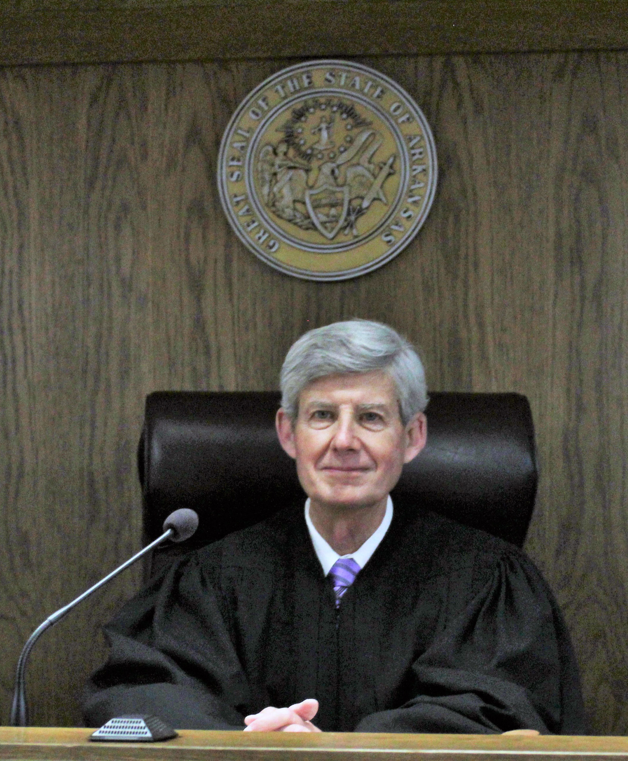 Pulaski Law Firm >> Judge Gruber – Pulaski Country District Court